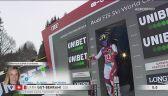 Zwycięski przejazd Lary Gut-Behrami z supergiganta w Garmisch-Partenkirchen