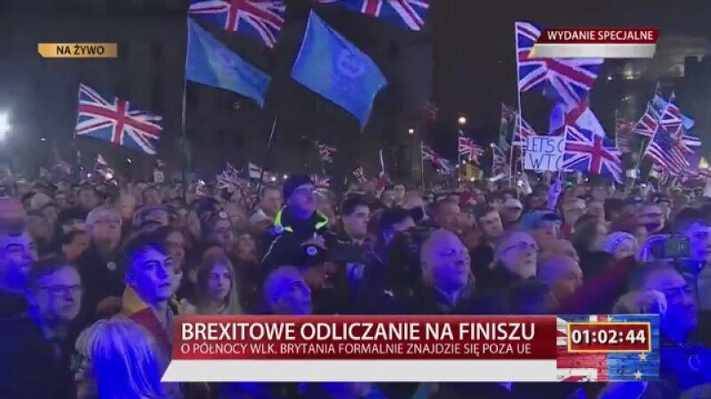 Wielka Brytania poza Unią. Relacja reportera z Londynu