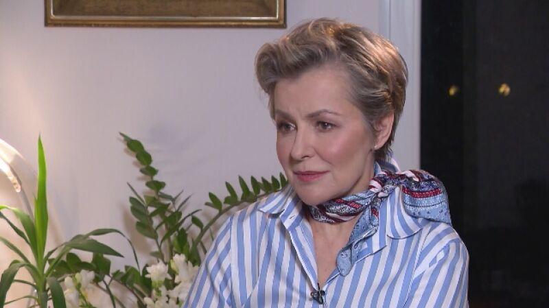 """Aleksandra Konieczna: moja książka ma tytuł """"Anyżowe dropsy"""""""