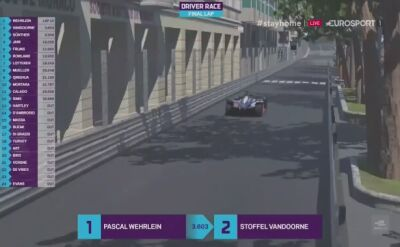 Triumf Pascala Wehrleina w Monako