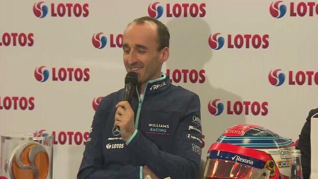 Robert Kubica kierowcą wyścigowym Williamsa