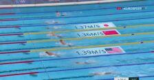 Tokio. Pływanie: Shun Wang złotym medalistą na 200 m st. zmiennym