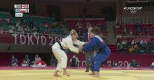 Tokio. Judo: Kowalczyk przegrała ćwierćfinałową walkę z Klimkait