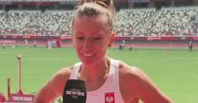 Joanna Linkiewicz po awansie do półfinału
