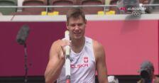 Tokio. Paweł Wojciechowski nie pokonał 5,50 m w eliminacjach skoku o tyczce