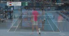 Tokio. Alexander Zverev wygrał półfinał w tenisie z Novakiem Djokovicem