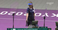 Tokio. Vitalina Batsarashkina zdobyła złoty medal w konkurencji pistolet sportowy 25 m