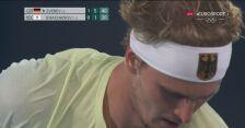 Tokio. Tenis: Alexander Zverev wygrał olimpijski turniej singlistów