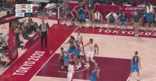 Tokio. Koszykówka. Słowenia pokonała Hiszpanię w meczu na szczycie grupy C