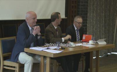 Lech Morawski odpowiada na pytanie o to kogo reprezentuje