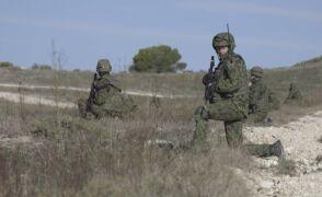 NATO: ćwiczenia z patrolu terenowego