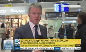 Krzysztof Zaucha o katastrofie samolotu
