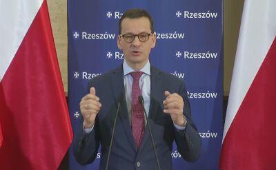 """""""Wielkie polskie zwycięstwo"""". Premier o polsko-izraelskiej deklaracji"""