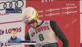 Skok Klimowa w pierwszej serii konkursu indywidualnego