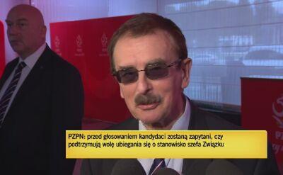 Wybory w PZPN są zgodne z polskimi przepisami