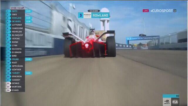 Di Grassi z karą drive-through za incydent z Da Costą w ostatnim wyścigu E-Prix Niemiec