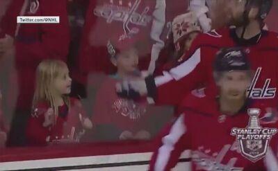 Wielkie emocje na meczu NHL