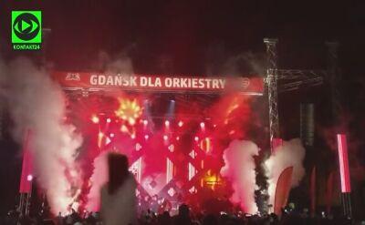 Moment ataku na prezydenta Adamowicza