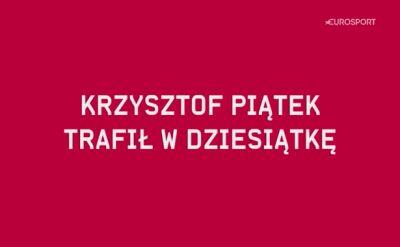Krzysztof Piątek trafił w dziesiątkę