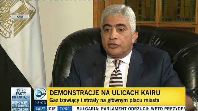 Ambasador Egiptu w Polsce