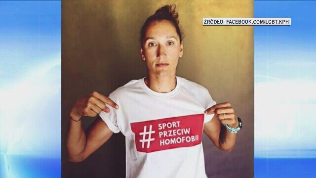 Sportowcy przeciw homofobii. Zaczęło się od deklaracji LGBT