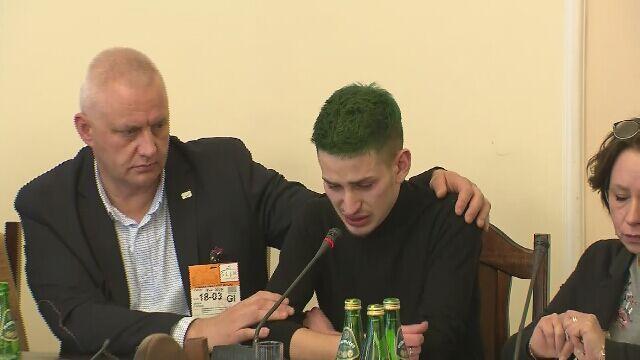 """Relacja pana Dariusza z poniedziałkowej konferencji fundacji """"Nie lękajcie się"""" w Sejmie"""