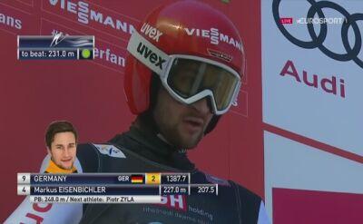 Eisenbichler dał Niemcom drugie miejsce