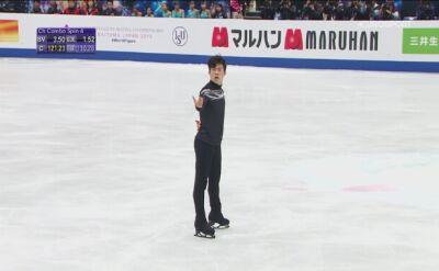 Nathan Chen mistrzem świata