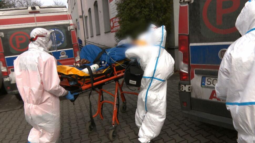 """Sytuacja w polskich szpitalach nie poprawia się. """"Stan permanentnego braku miejsc"""""""