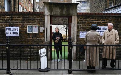 Brytyjczycy wybierają nowy parlament. Główny temat: brexit