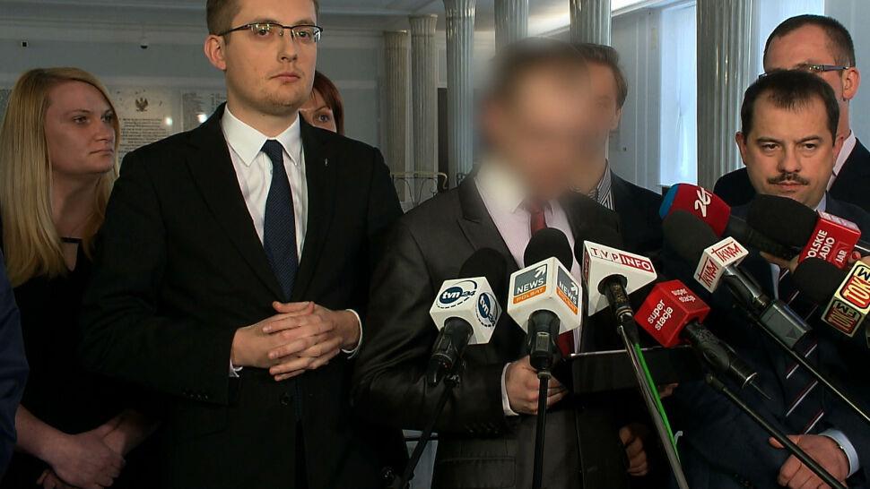 """Pytania o karierę Jakuba K. """"Ministerstwo powinno zająć stanowisko"""""""