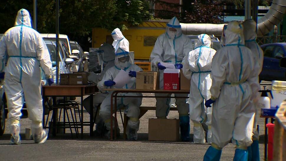 """Czy rząd dobrze przygotował kraj na pandemię? Sondaż dla """"Faktów"""" TVN i TVN24"""