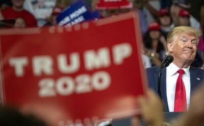 Wygrał w 2016, chce wygrać w 2020. Trump znowu wystartuje na prezydenta
