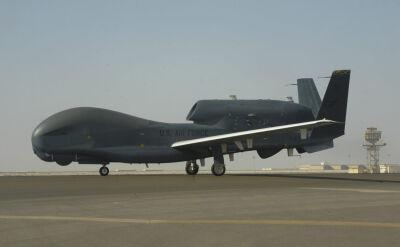 """Amerykański dron zestrzelony przez Iran. """"To ostrzeżenie"""""""