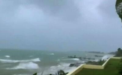 Huragan Dorian pustoszy Wyspy Bahama. Są ofiary śmiertelne