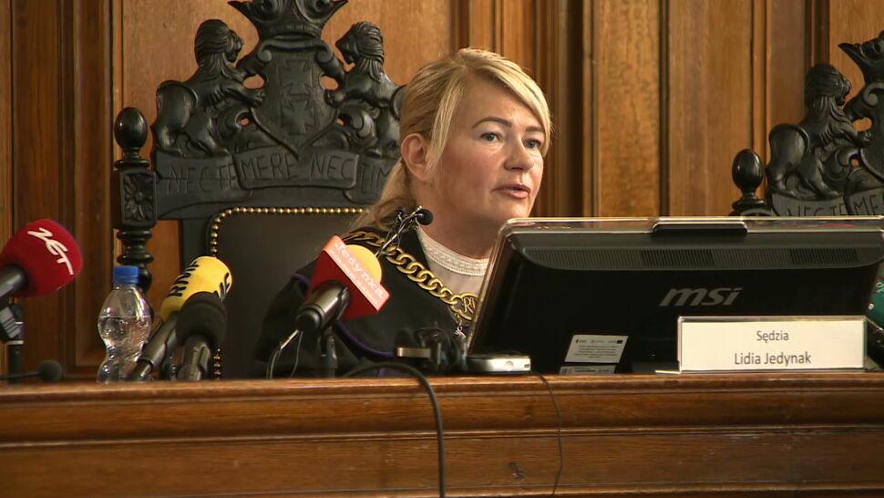 Sędzia od miesięcy ogłasza wyrok. W październiku odczyta karę dla twórców Amber Gold