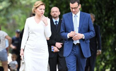 """Prezydent Słowacji z pierwszą wizytą w Polsce. """"Zgodziliśmy się, że są między nami różnice"""""""