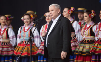 """""""Nie popadajmy w pychę"""". Kaczyński wzywa do """"pełnej mobilizacji"""""""