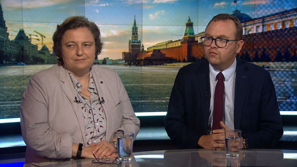 """""""Protesty są sygnałem, że nie da się dalej w Rosji utrzymywać ułudy państwa prawa"""""""