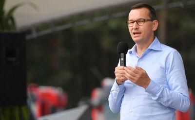 """Wizja Europy według Morawieckiego. Opozycjoniści z PRL przypominają: """"tolerancja, wolność, demokracja"""""""