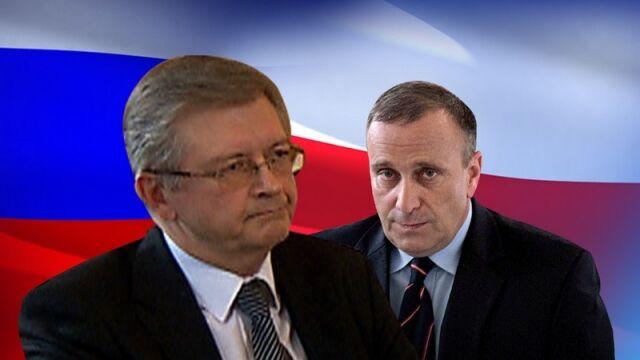 Schetyna: ambasador Rosji zostanie wezwany do MSZ