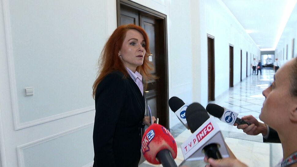 Pytania o skład kancelarii Sejmu. Opozycja chce dymisji