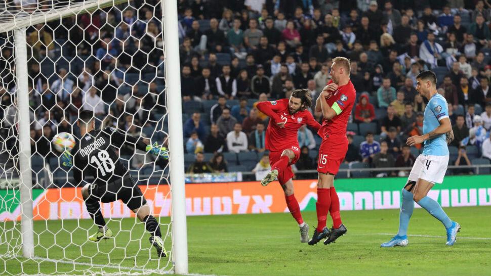 Polacy pojadą na Euro 2020 jako zwycięzcy swojej grupy. Pokonaliśmy Izrael 2:1