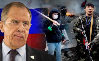 14.04.2014 | Ukraina: Separatyści odrzucają ultimatum władz i są gotowi do walki