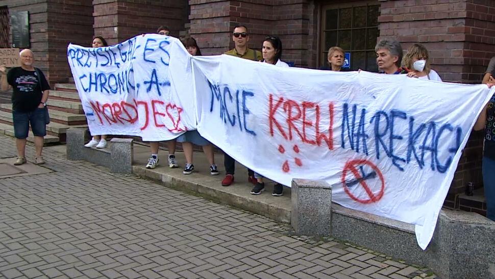 25-letni Ukrainiec zakatowany w izbie wytrzeźwień. 9 osób usłyszało zarzuty, w tym policjanci