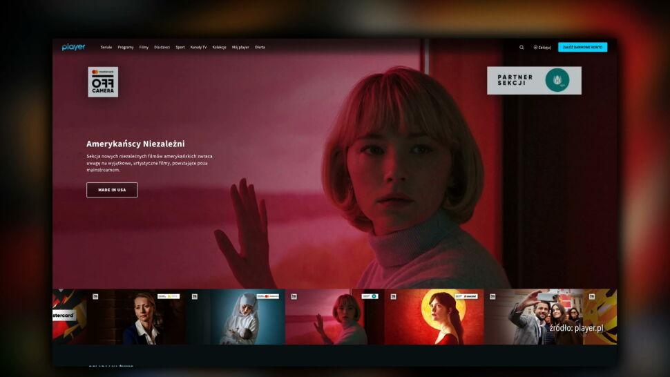 Ruszył festiwal Off Camera. W tym roku filmy można oglądać w serwisie player.pl
