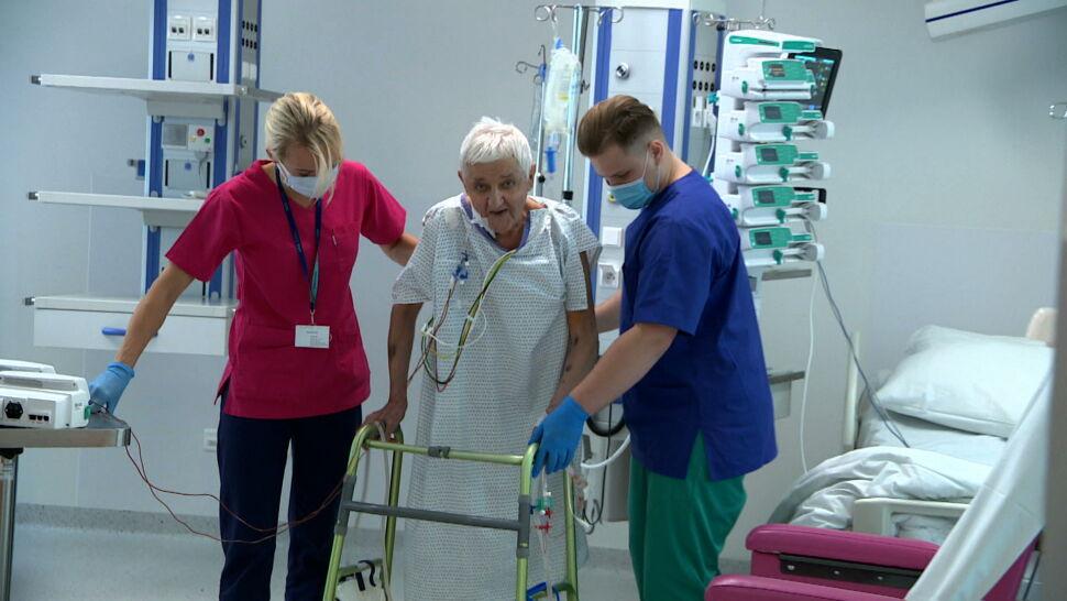 Kolejna granica przekroczona. Lekarze z Gdańska przeszczepili płuco 70-latkowi