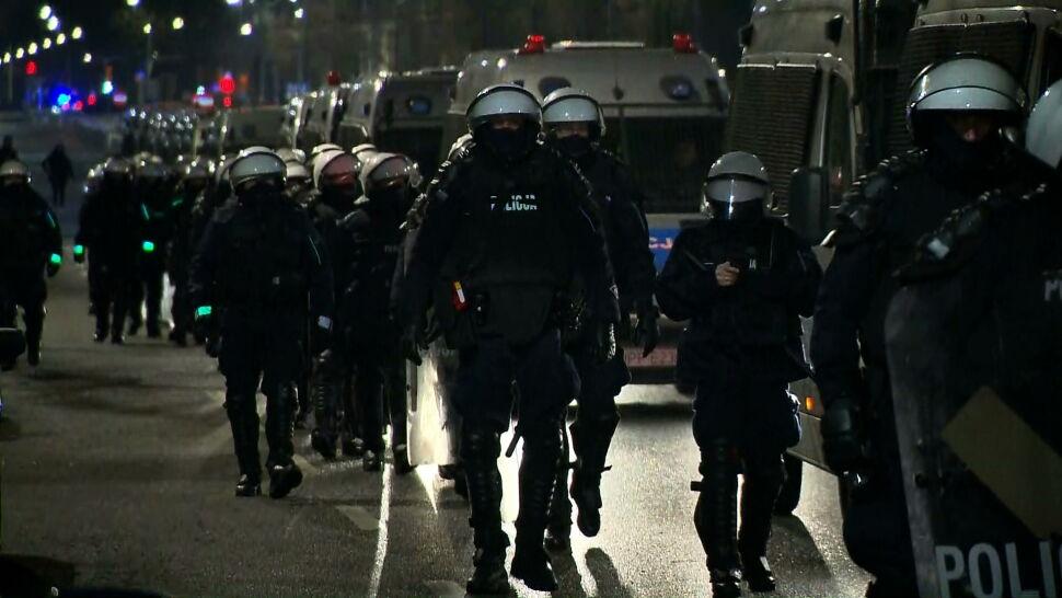Kontrowersje wokół działań policji. Premier: trzeba przestrzegać reguł
