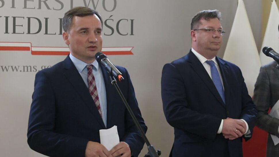 """""""Zamach na demokrację"""". Zbigniew Ziobro odpowiada na rezolucję PE"""