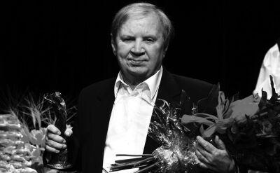 Zmarł Roman Kłosowski. Kultowy Maliniak miał 89 lat
